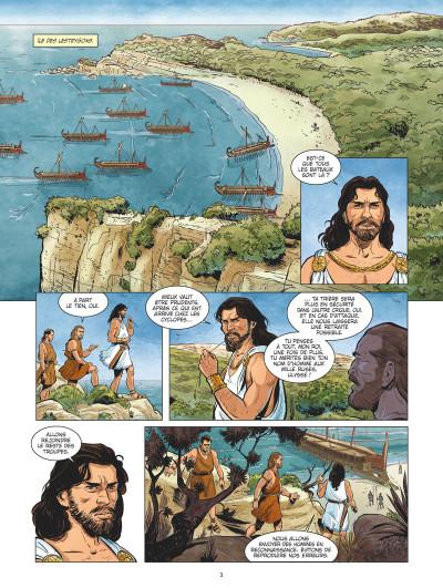 Page 2 L'odyssée tome 2