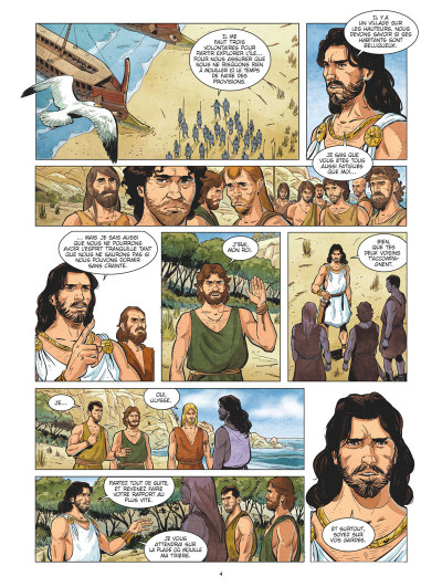 Page 3 L'odyssée tome 2