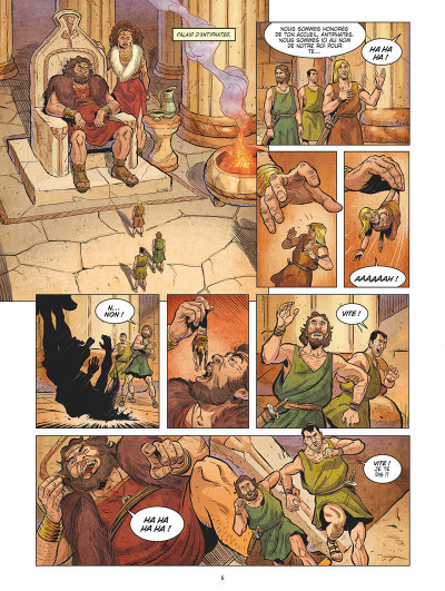 Page 9 L'odyssée tome 2