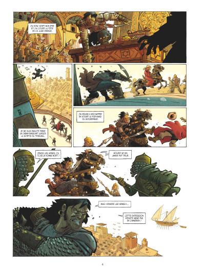 Page 2 Conan le Cimmérien - La reine de la côte noire