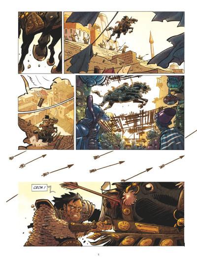 Page 3 Conan le Cimmérien - La reine de la côte noire