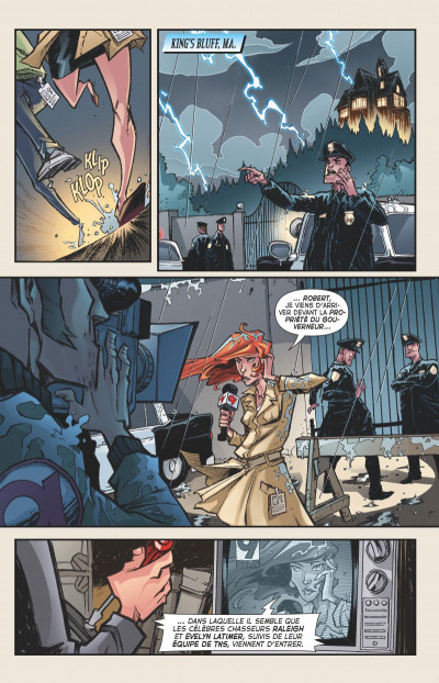 Page 2 Goners tome 1