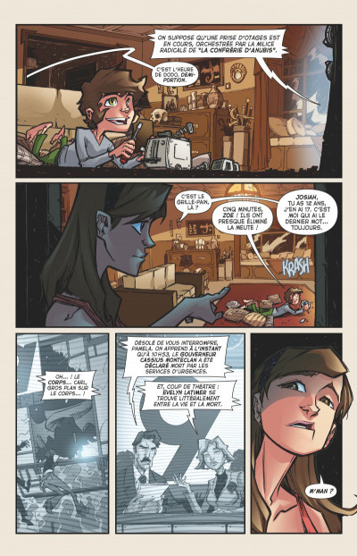 Page 3 Goners tome 1