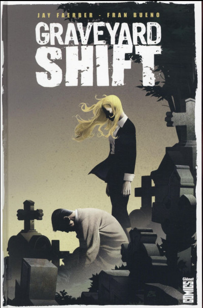 Couverture Graveyard shift