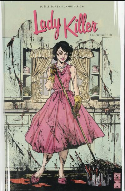 image de Lady killer tome 1 - À couteaux tirés