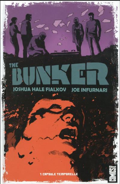 image de The bunker tome 1 - Capsule temporelle