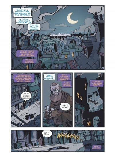 Page 1 Les incroyables aventures de l'enfant plume tome 1