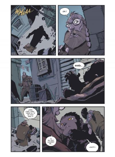 Page 2 Les incroyables aventures de l'enfant plume tome 1