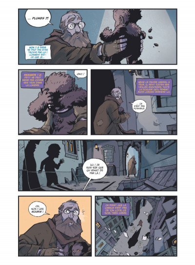 Page 3 Les incroyables aventures de l'enfant plume tome 1