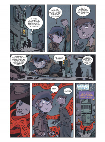 Page 4 Les incroyables aventures de l'enfant plume tome 1