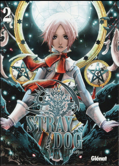 Couverture Stray dog tome 2