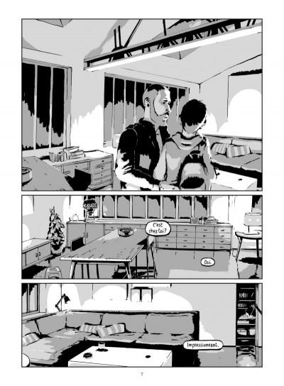 Page 3 La nuit mange le jour