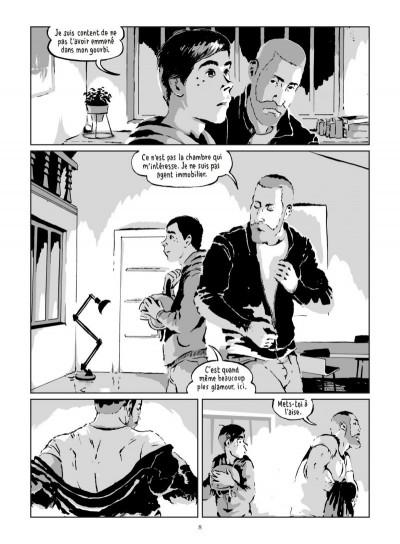 Page 4 La nuit mange le jour