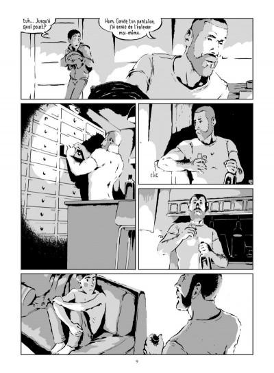 Page 5 La nuit mange le jour