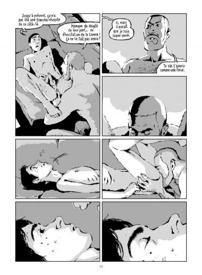 Page 8 La nuit mange le jour