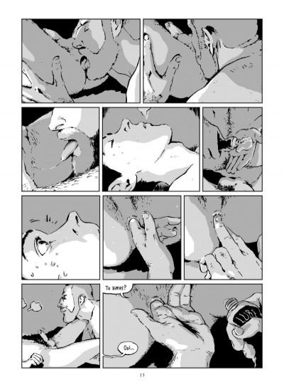 Page 9 La nuit mange le jour