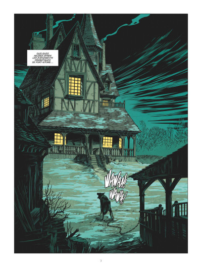 Page 1 L'homme invisible tome 2