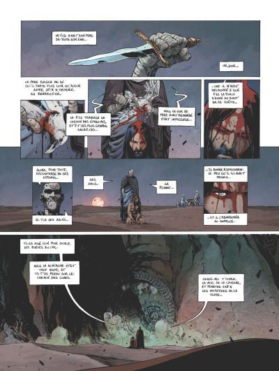 Page 1 Le troisième testament - Julius tome 5