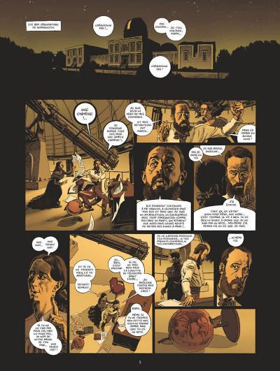 Page 8 Labyrinthus tome 1 + ex-libris offert