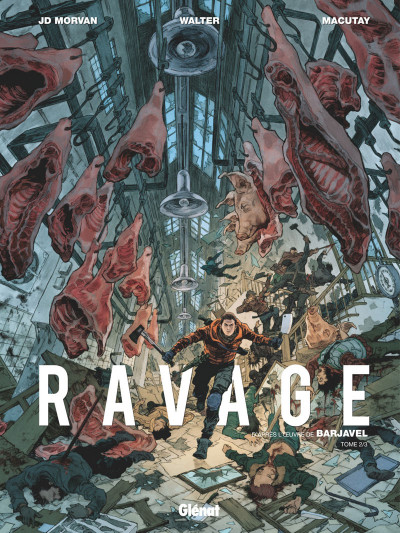 Couverture Ravage tome 2