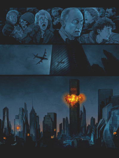Page 1 Ravage tome 2