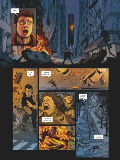 Page 2 Ravage tome 2