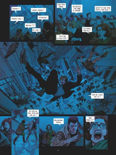 Page 3 Ravage tome 2