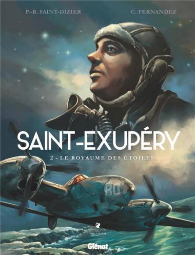 Couverture Saint-Exupéry tome 2