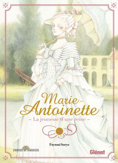 Couverture Marie-Antoinette la jeunesse d'une reine
