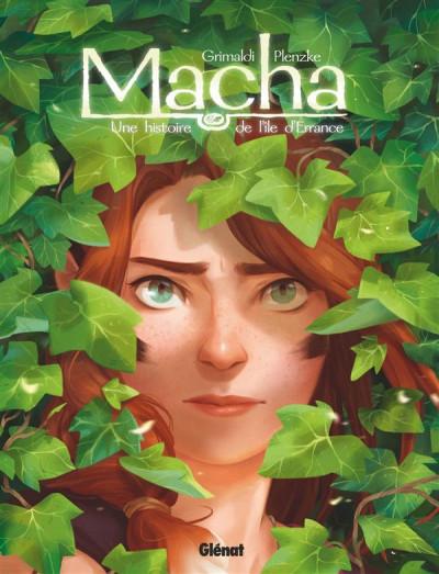 Couverture Macha - Une histoire de l'île d'Errance