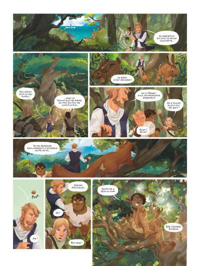 Page 2 Macha - Une histoire de l'île d'Errance