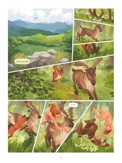 Page 3 Macha - Une histoire de l'île d'Errance