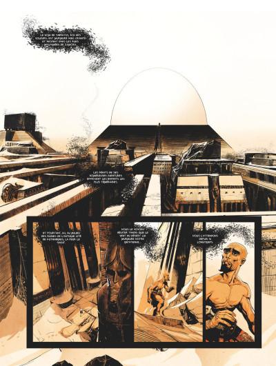 Page 1 Conan le Cimmérien - Le colosse noir