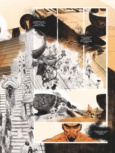 Page 3 Conan le Cimmérien - Le colosse noir