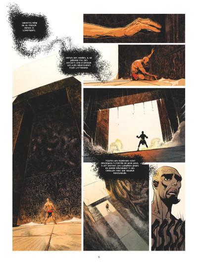 Page 4 Conan le Cimmérien - Le colosse noir