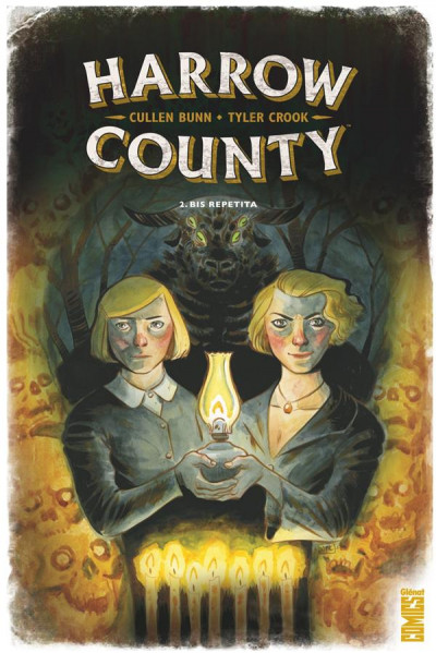 Couverture Harrow County tome 2