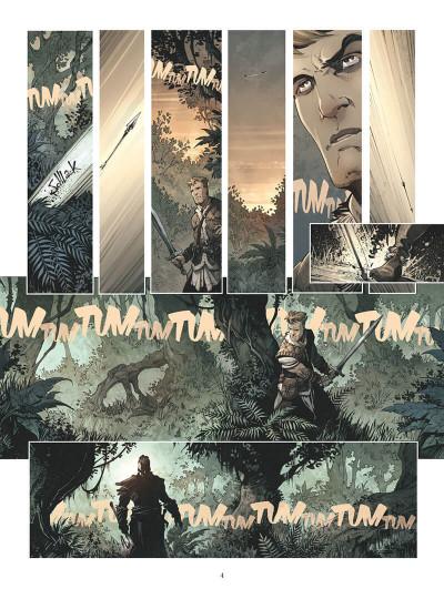 Page 7 Conan le Cimmérien  - Au-delà de la rivière noire