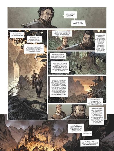 Page 9 Conan le Cimmérien  - Au-delà de la rivière noire