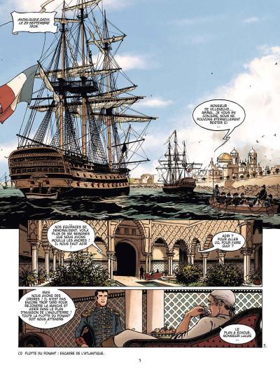 Page 6 Les grandes batailles navales - Trafalgar