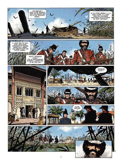 Page 8 Les grandes batailles navales - Trafalgar