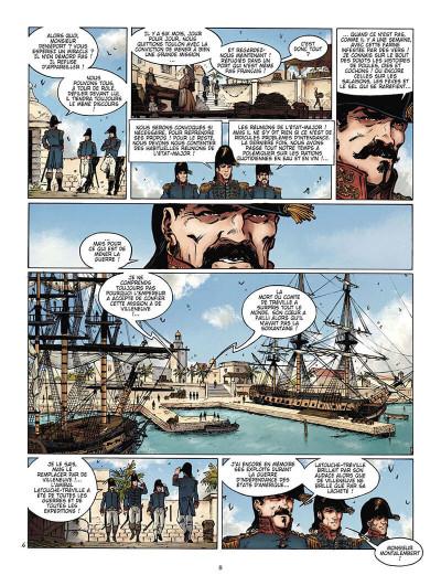 Page 9 Les grandes batailles navales - Trafalgar