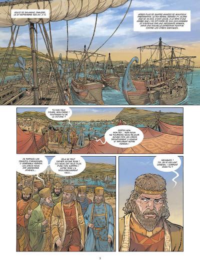 Page 4 Les grandes batailles navales - Salamine