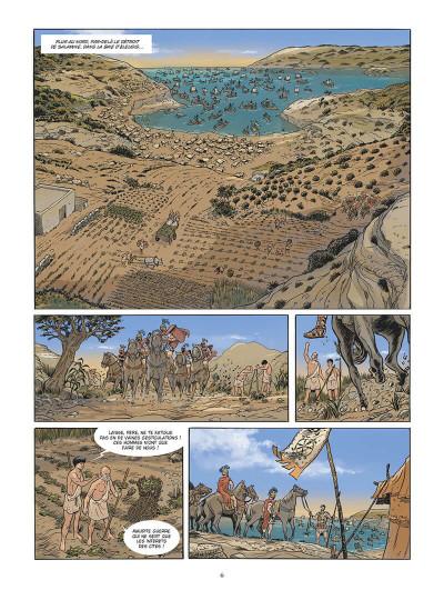Page 7 Les grandes batailles navales - Salamine