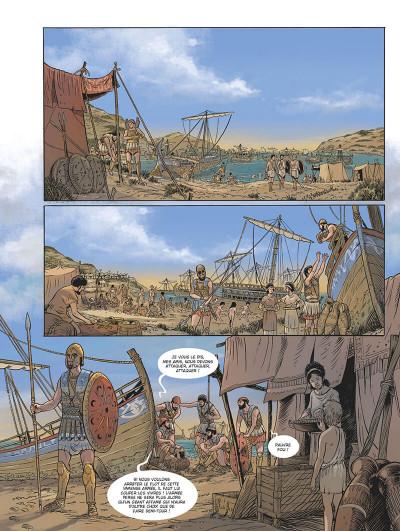 Page 8 Les grandes batailles navales - Salamine
