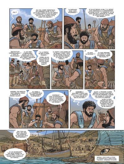 Page 9 Les grandes batailles navales - Salamine