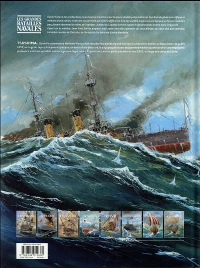 Dos Les grandes batailles navales - Tsushima