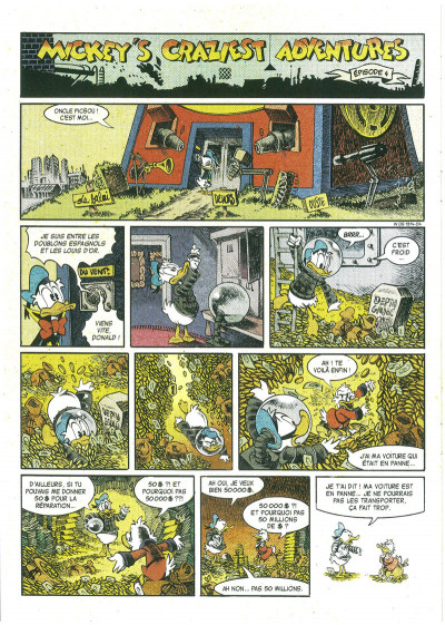 Page 2 Mickey's craziest adventures