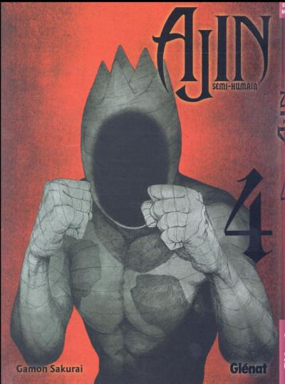 Couverture Ajin tome 4