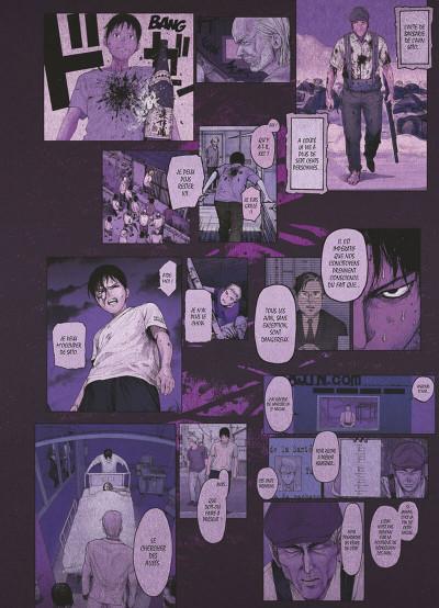 Page 3 Ajin tome 6