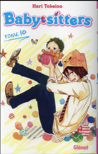 Couverture Baby-sitters tome 10